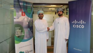 Oman Data Park and Cisco partner for managed security services