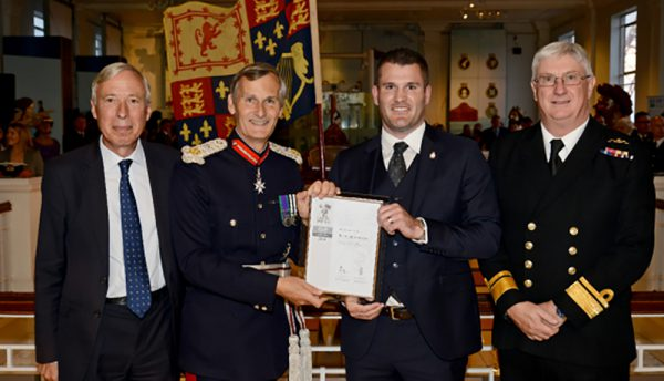 New cyber academy for ex-military scoops MoD award