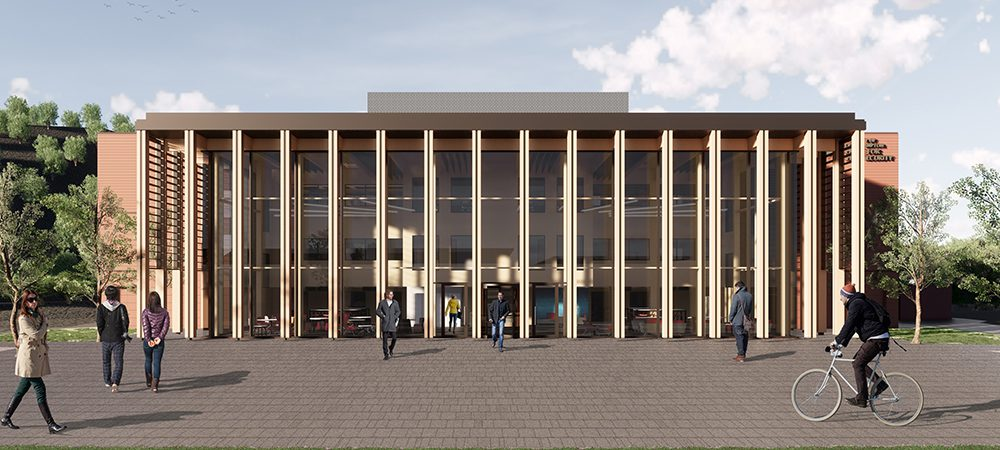 Work to begin on new £9million Centre for Cyber Security in UK