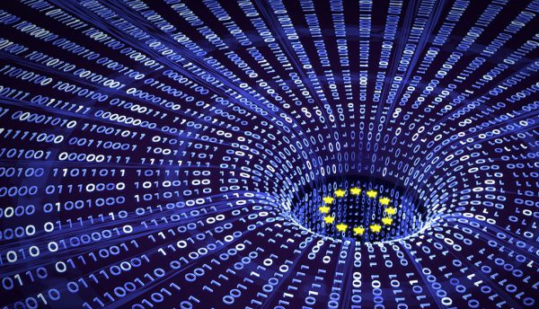 GDPR: Protecting customers' data during online activity