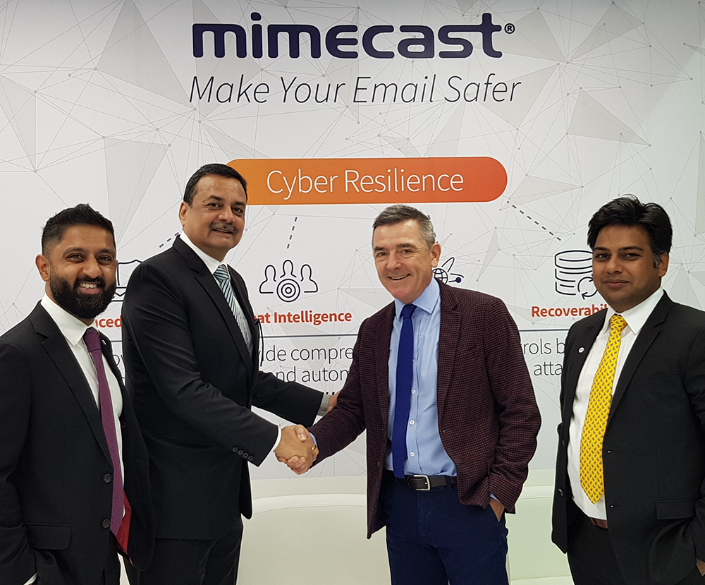 Spire Solutions partners with Mimecast to make email safer for Middle East businesses