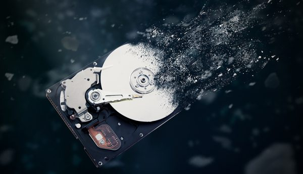 Engineering a new method for data destruction