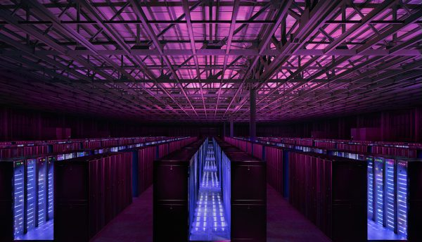 Data centre cooling in the hyperscale era