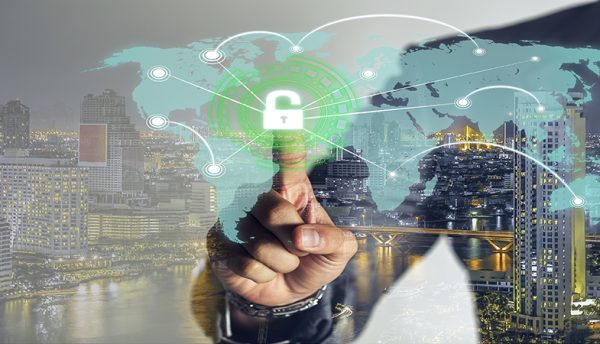 What security risks are introduced as IT and OT networks converge?