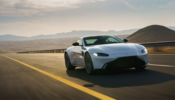 Aston Martin races ahead on the road to cybersecurity