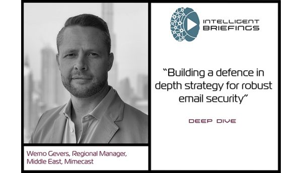 Mimecast expert on adopting a defence in depth approach for email security