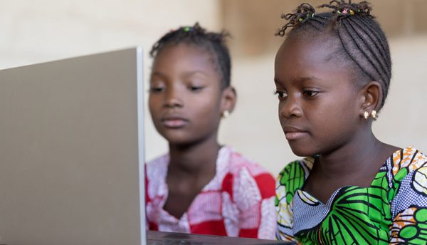 Cyber heroines: Changing the future for African girls