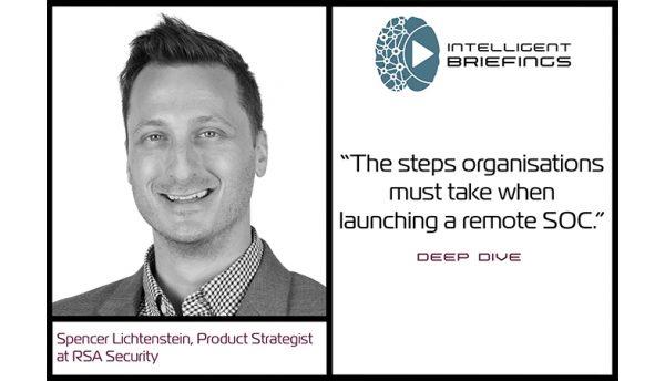 Deep Dive – Spencer Lichtenstein, Product Strategist, RSA Security